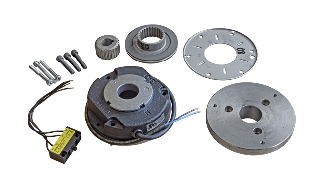 MB4 brake conversion kit