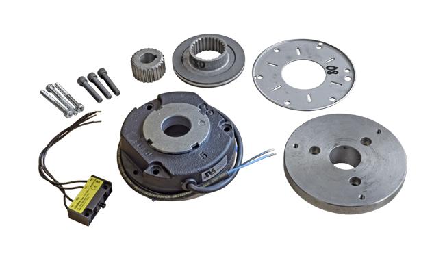 MB4 brake conversion kit