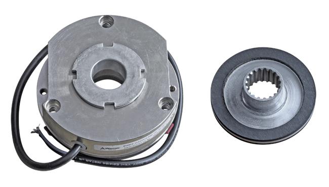 Warner ERD brake